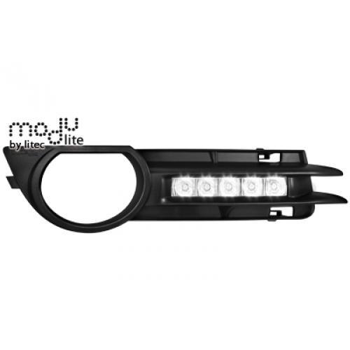 Denní svícení - LED DIODOVÁ SVĚTLA AUDI A3 8P 03-08 (xenon, kouřové)