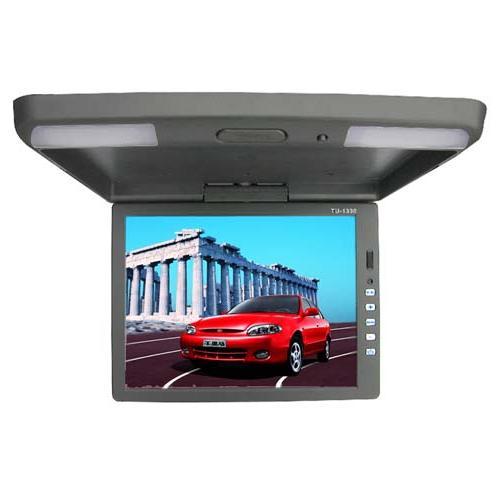 Stropní LCD monitor 13,3 šedý