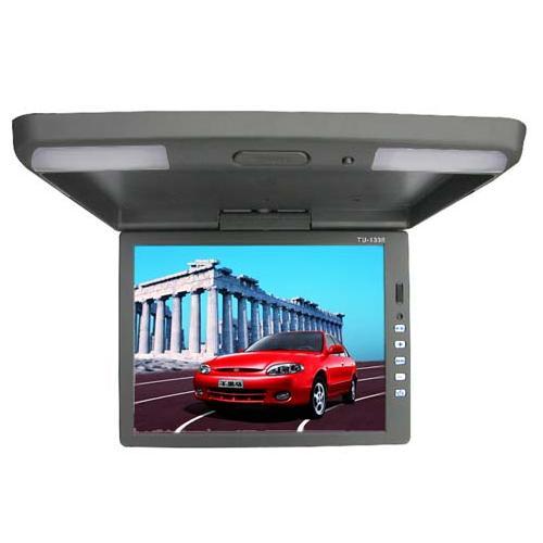 Stropní LCD monitor 13,3 černý