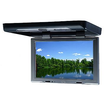 Stropní LCD monitor 17 černý