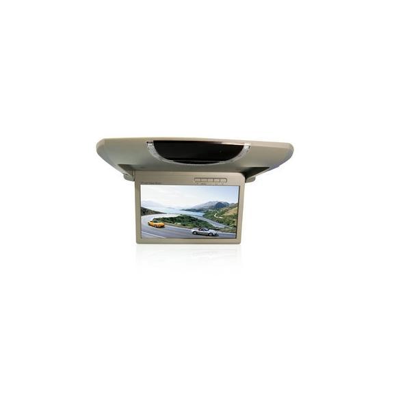 Stropní LCD monitor 9 černý SD/USB