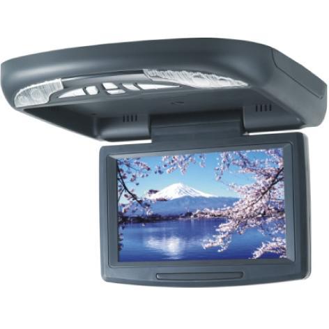 Stropní LCD monitor 7 černý