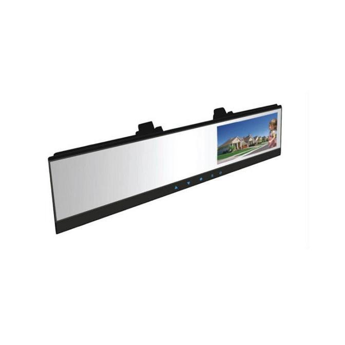 LCD monitor 4,3 na zrcátko se zpětnou bezdrátovou kamerou