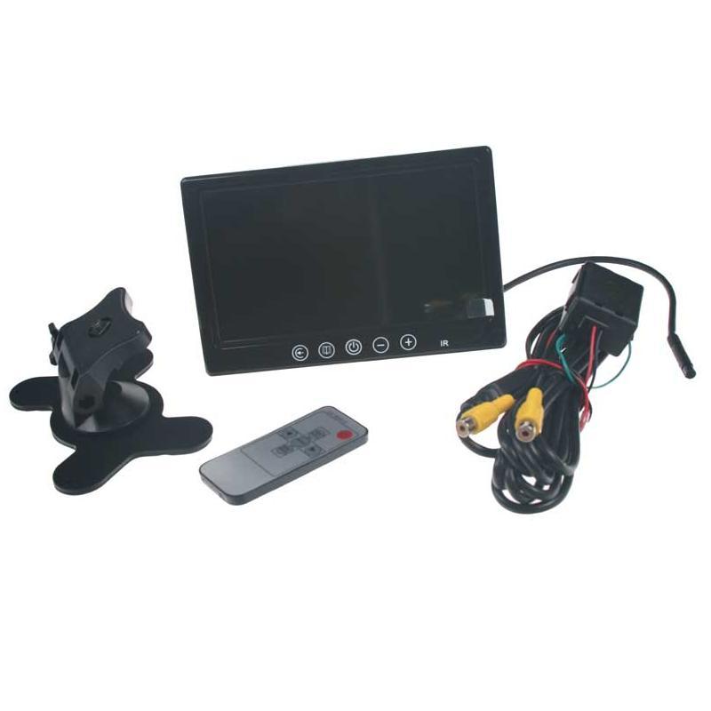 LCD slim touchscreen monitor 7