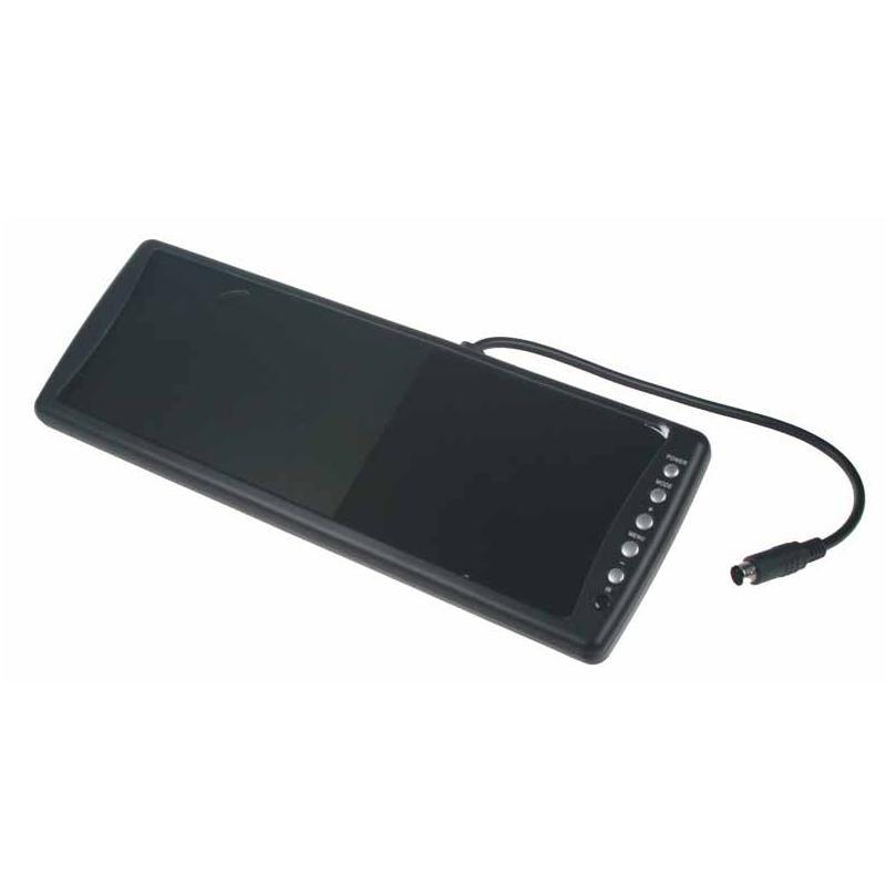 LCD monitor 7 na zrcátko černý