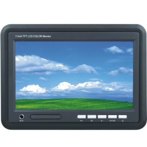 LCD monitor 7 do opěrky