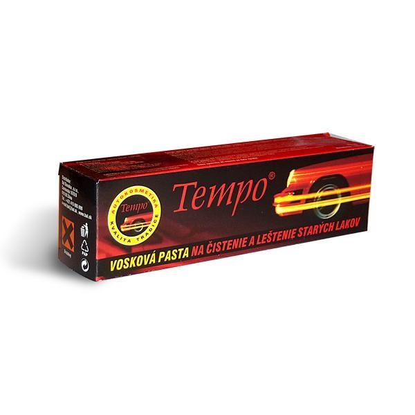 Leštící pasta TEMPO, balení 120 g