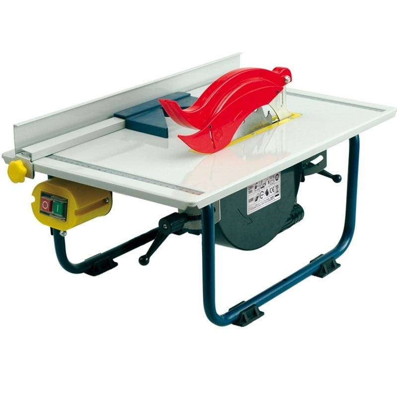 Pila kotoučová stolní 200 mm 600W 2950 ot.