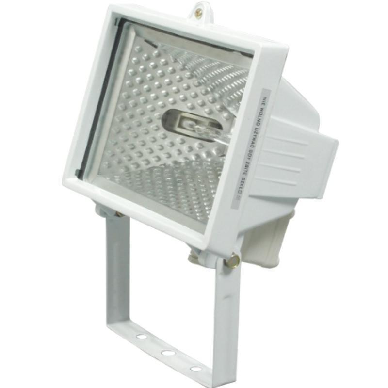 Lampa halogenová 120W bílá