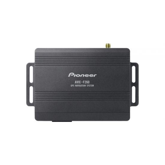 Navigace - skrytá navigační jednotka Pioneer AVIC-F260