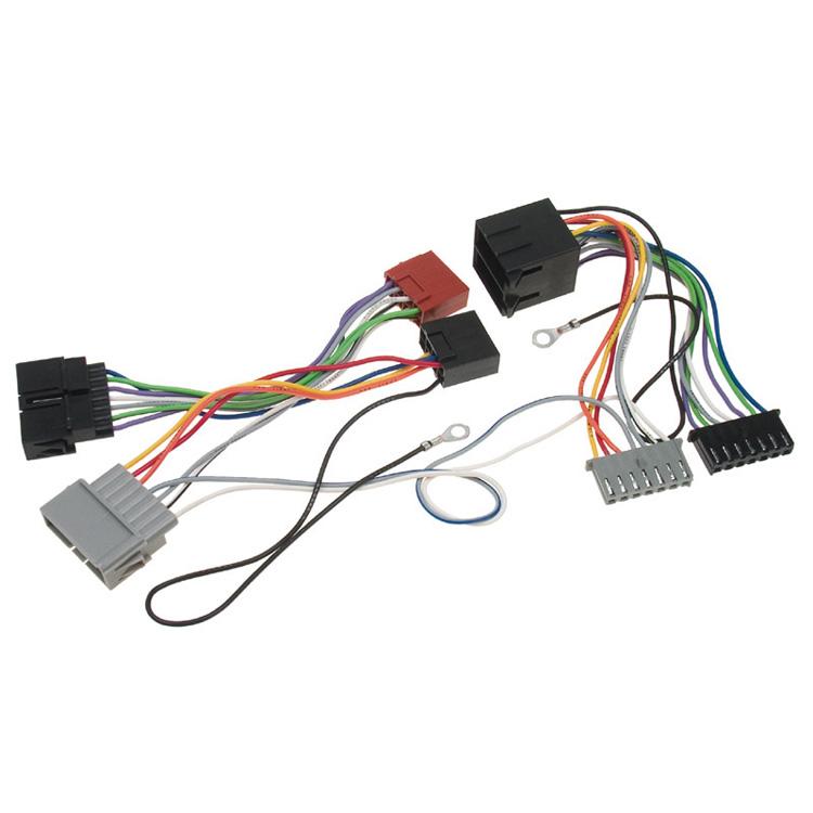 Adaptér pro HF sady ISO 502