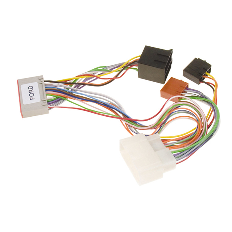 Adaptér pro HF sady ISO 507