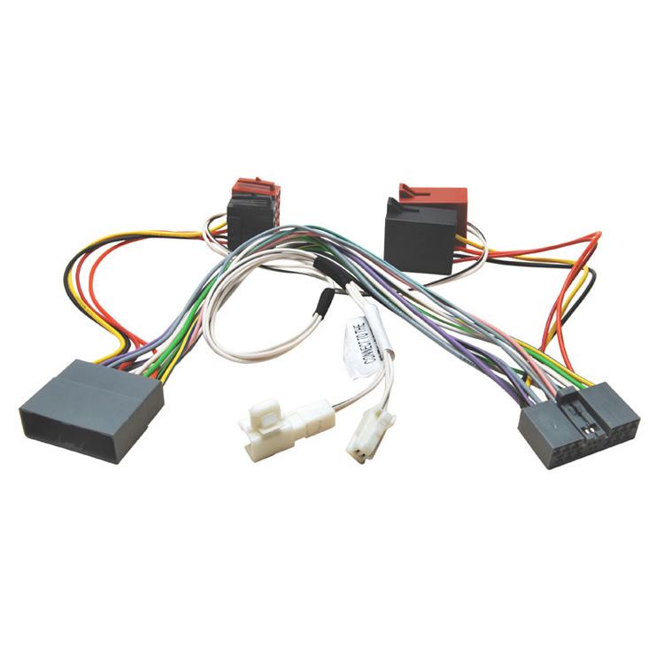 Adaptér pro HF sady ISO 539