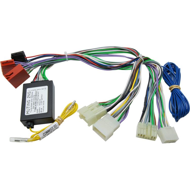 Adaptér pro HF sady ISO 552