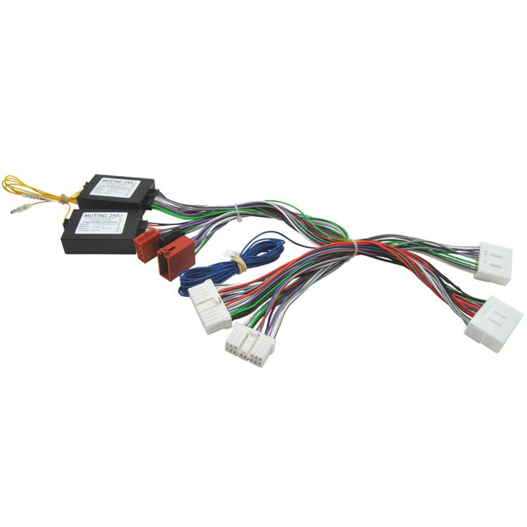 Adaptér pro HF sady ISO 562