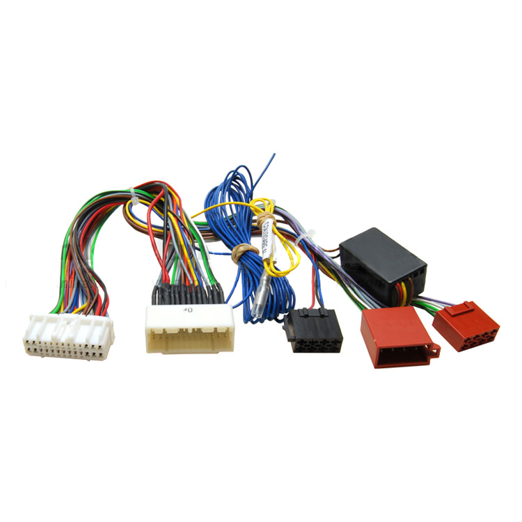 Adaptér pro HF sady ISO 566