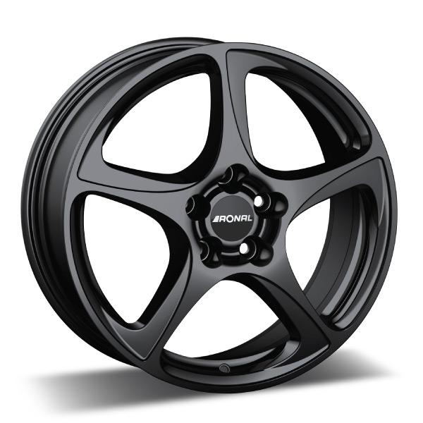 Alu kola Ronal R53 black, velikost 5,5x14, 1ks