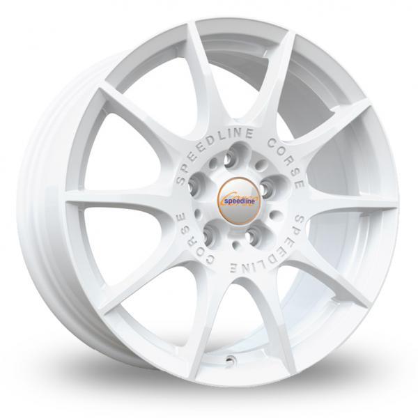 Alu kola Speedline Marmora SL2 by Ronal, velikost 7x16, 1ks