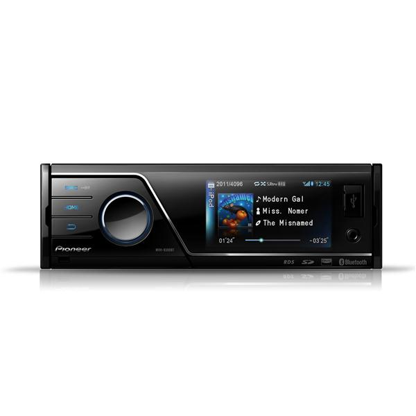 Autorádio s USB a bluetooth Pioneer MVH-8300BT