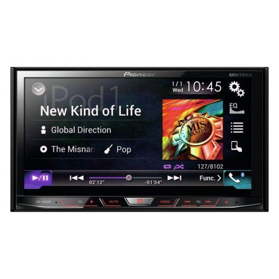 Autorádio s DVD a LCD Pioneer AVH-X8600BT
