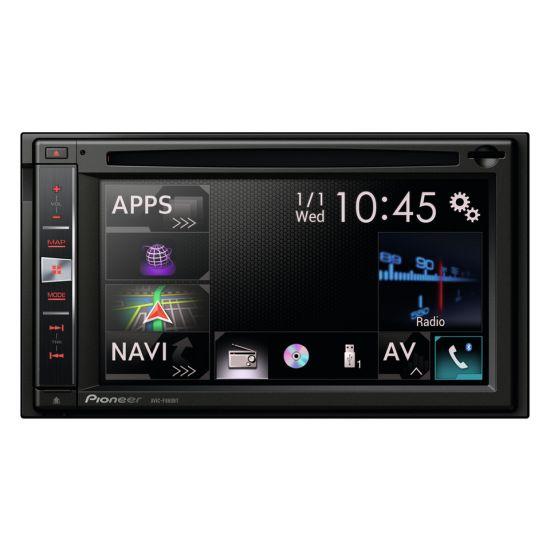 Autorádio s GPS navigací Pioneer AVIC-F860BT