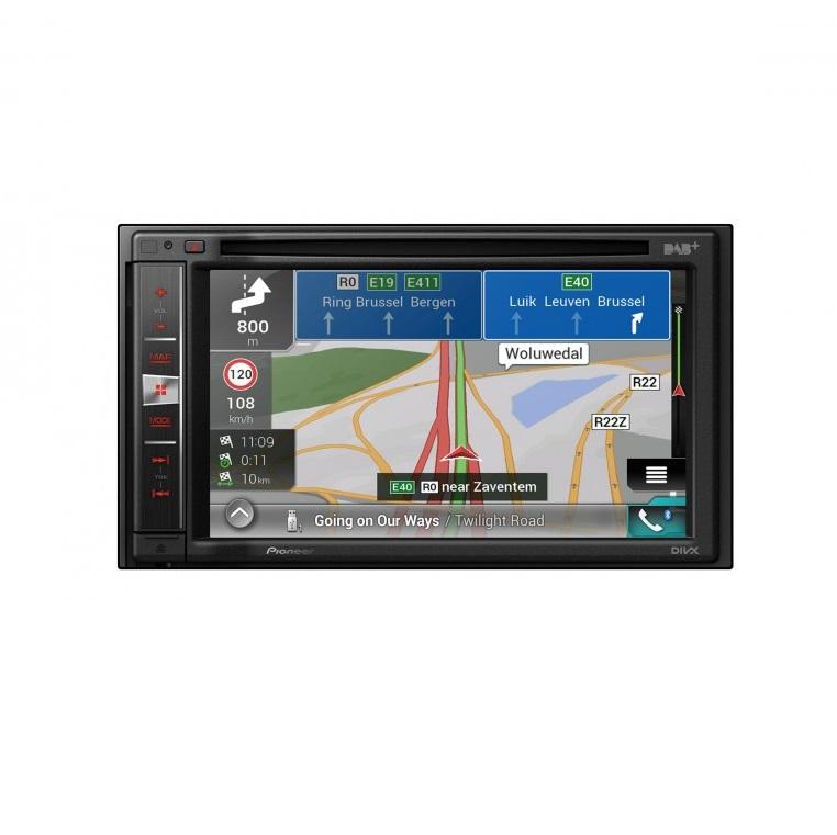 Autorádio s GPS navigací Pioneer AVIC-F980DAB