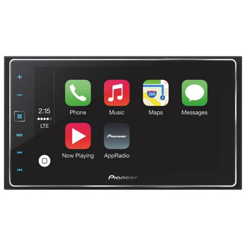 Autorádio s technologií AppRadio Pioneer SPH-DA120
