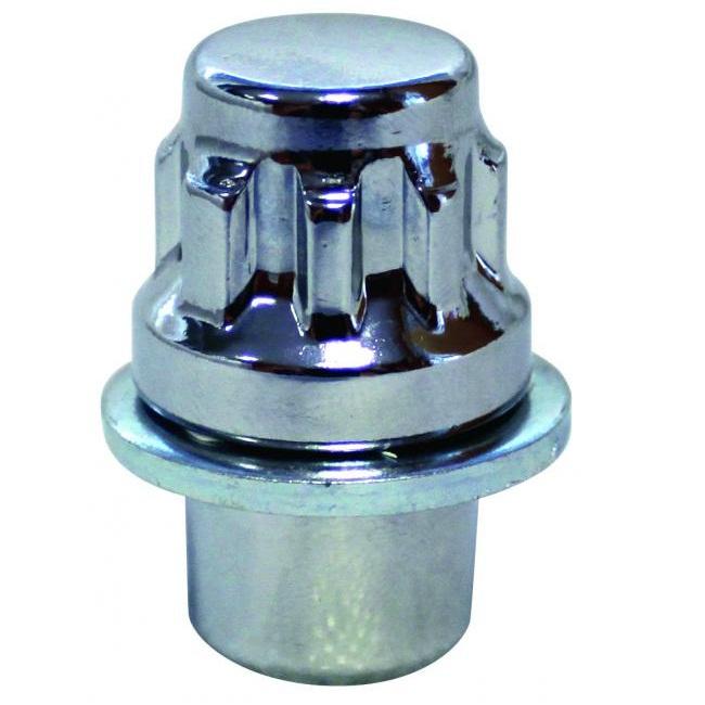Bezpečnostní matice M-BLOCKY M12x1,5, plochá + podložka