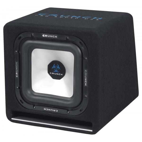 Subwooferový box Crunch CRB400, 1x300mm, 700W