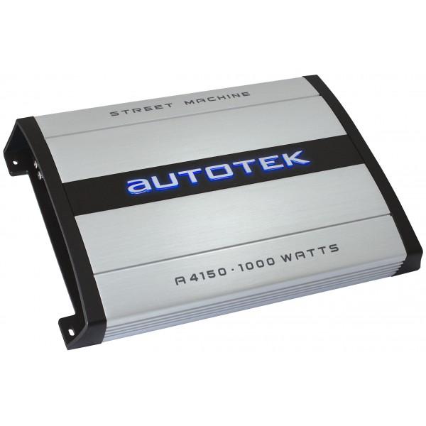 Čtyřkanálový zesilovač Autotek A4150