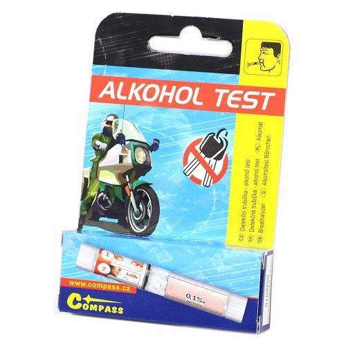 Detekční trubička - alkohol test, 1ks