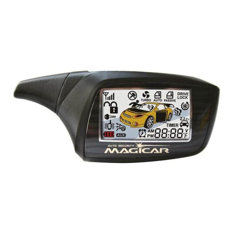 Dvoucestný autoalarm Magicar M1090 CAN BUS
