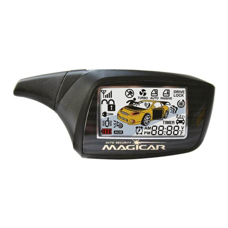 Dvoucestný autoalarm Magicar M1090