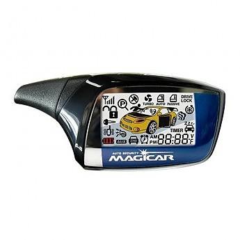 Dvoucestný autoalarm Magicar M880 CAN BUS
