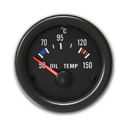 JOM palubní přístroj - teplota oleje
