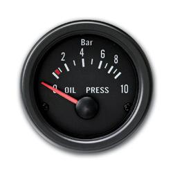 JOM palubní přístroj - tlak oleje