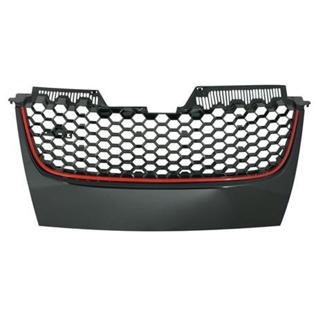 JOM sportovní maska bez znaku VW Golf V (pro GTI)