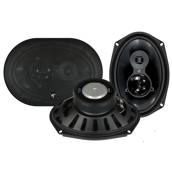 Koaxiální reproduktory Hifonics TS693, 6x9 palců, 250W