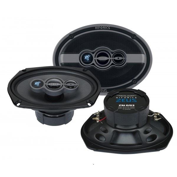 Koaxiální reproduktory Hifonics ZSi693, 150/3000W