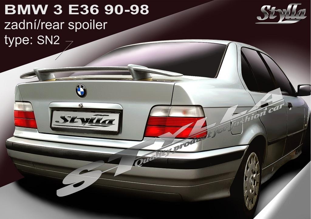 Křídlo BMW 3/E36 sedan r.v. 90-98