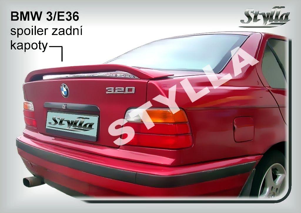 Křídlo BMW 3/E36 sedan r. v. 90-98