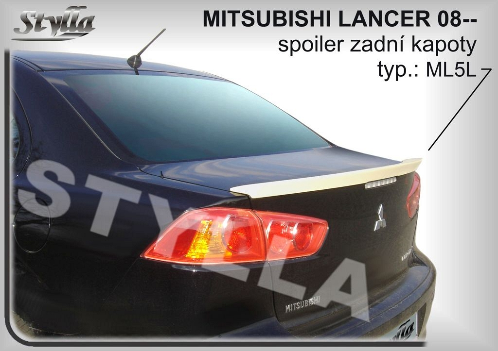 Křídlo MITSUBISHI Lancer sedan r.v. 08--