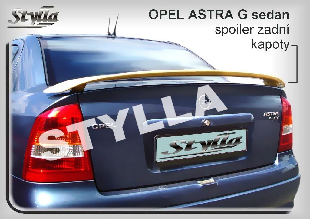 Křídlo OPEL Astra G sedan r.v. 98--