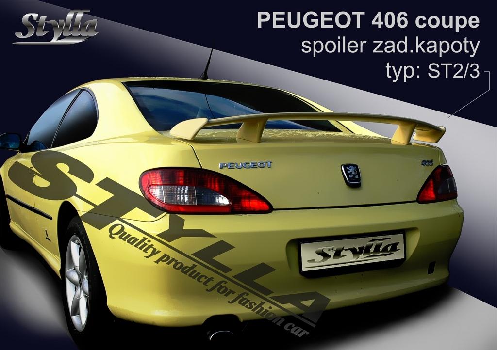 Křídlo PEUGEOT 406 coupe r.v. 97-05