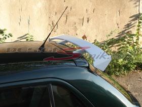Křídlo Škoda Fabia I - laminát