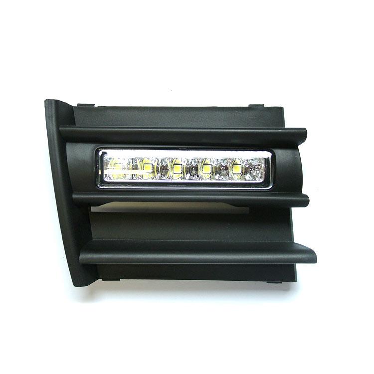 LED denní svícení DRL Octavia II 1Z před faceliftem