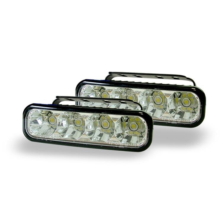 LED světla DRL 12-1WLED světla DRL 12-1W