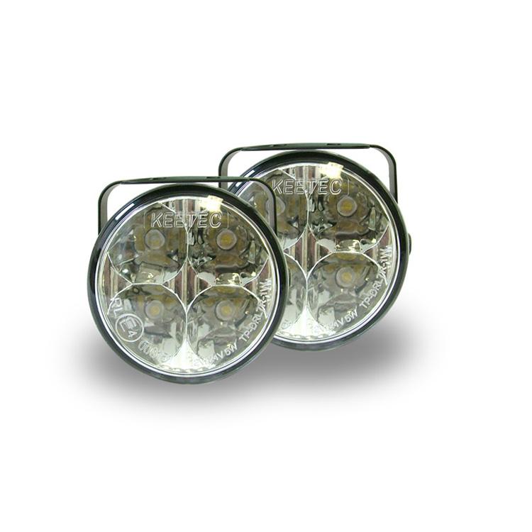LED světla DRL 7R-1W