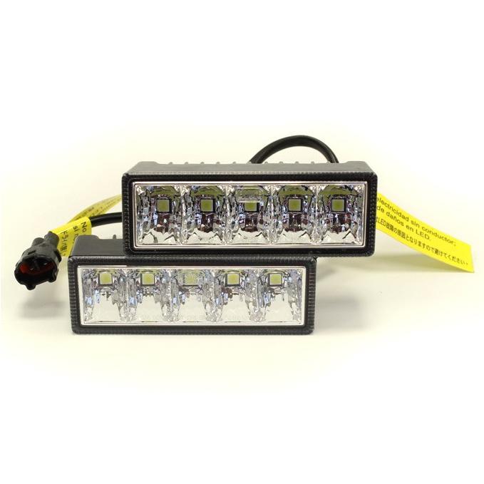 LED světla pro denní svícení DRL 6006