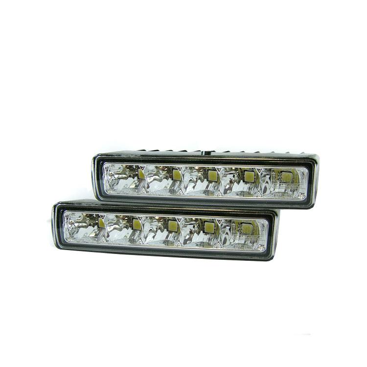 LED světla pro denní svícení DRL 6017
